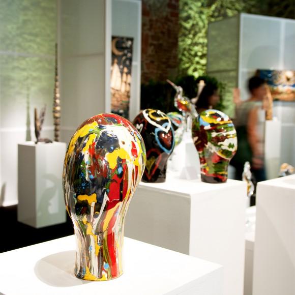 La nuova collezione della Galleria dell'Artigianato alla 77ª Mostra Internazionale dell'Artigianato di Firenze