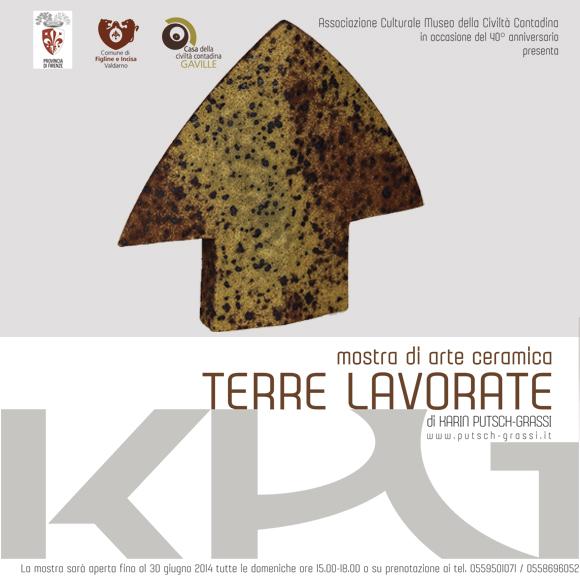 Terre Lavorate – le ceramiche di Karin Putsch Grassi in mostra