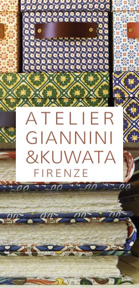 On line il nuovo sito dell'atelier Giannini e Kuwata.