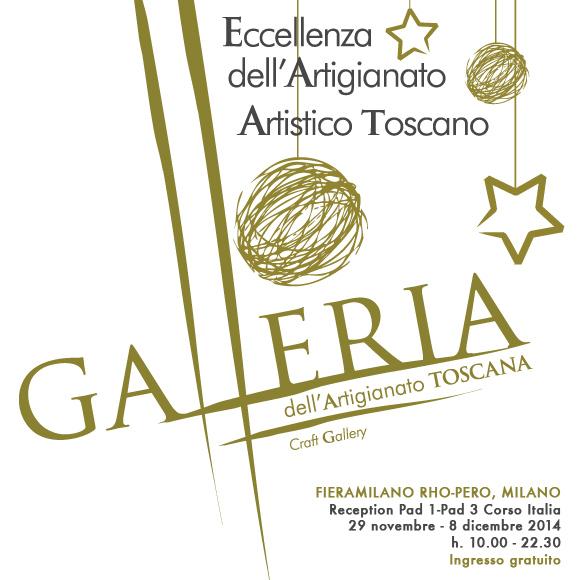 La Galleria dell'Artigianato a Milano!