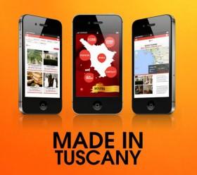 Una vacanza Made in Tuscany. L'App che ti guida alla scoperta del bello in Toscana.