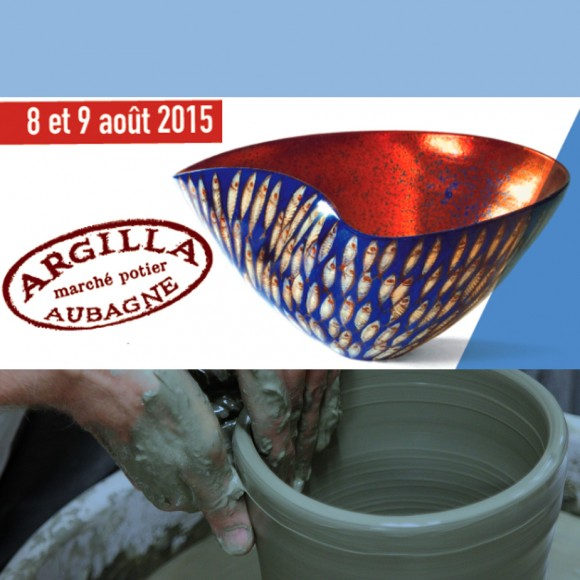"The artistic ceramics from Italy fly to ""Argillà"""