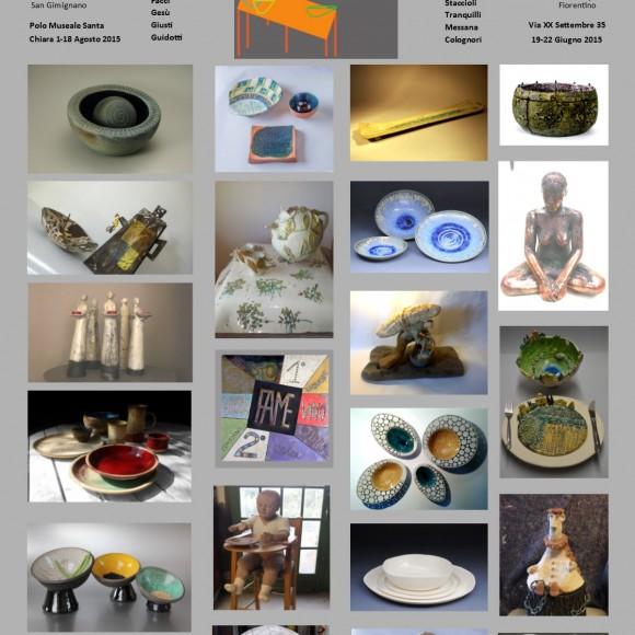 Stelle, vino e ceramica. 10 agosto una magica notte a San Gimignano