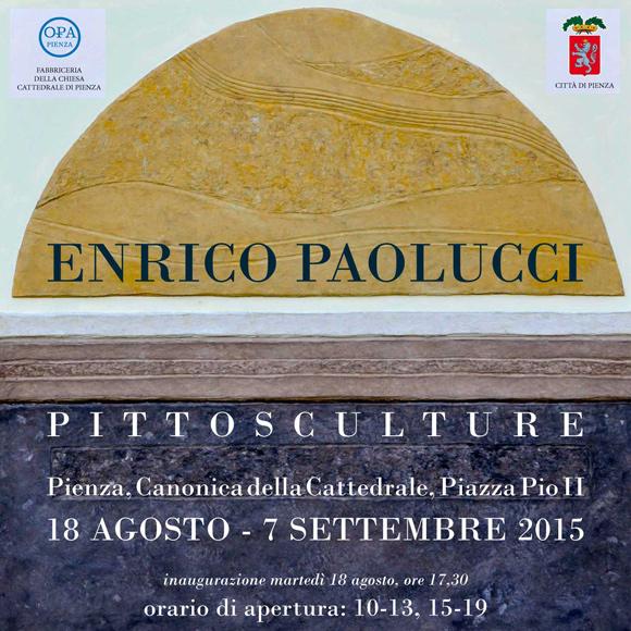 PITTOSCULTURE di Enrico Paolucci