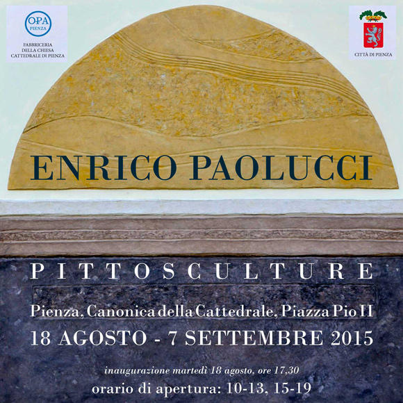 PICTO-SCULPTURES by Enrico Paolucci