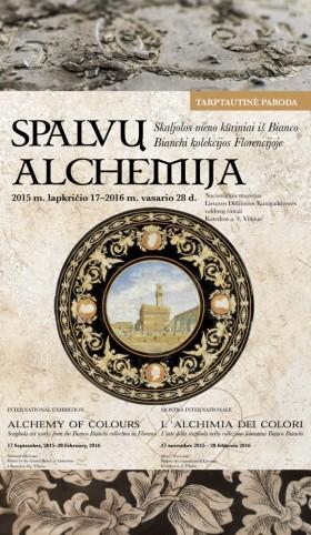 L'Alchimia dei Colori. L'Arte della scagliola nella collezione fiorentina Bianco Bianchi.